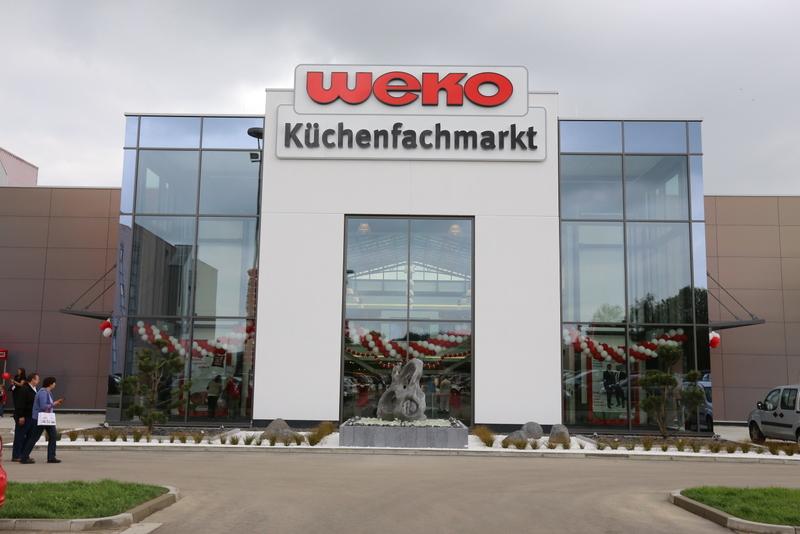 Weko Küchenfachmarkt | I Und N-Bau Gmbh | Büro Für Bauwesen Und